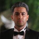 علی سخنگو بازیگر دل تا ماهور الوند در آفتاب پاییزی و غروب با بهرام رادان