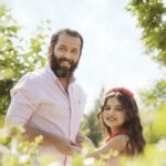 دختر بازیگران ایرانی در روز دختر تا عاشقانه ملیکا شریفی نیا در نجلا