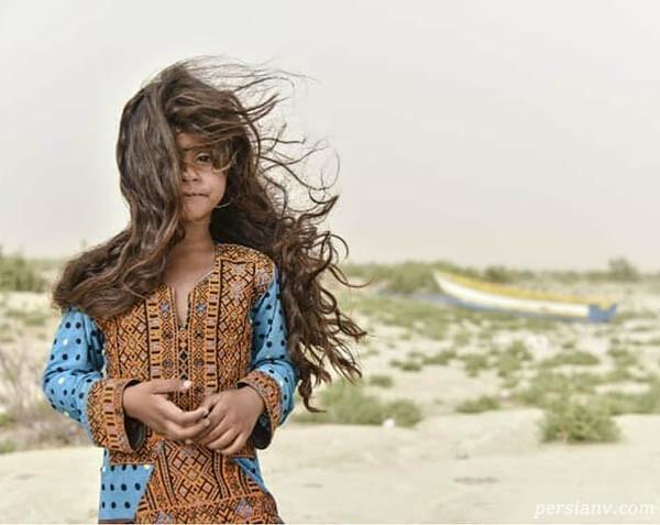 دختر بازیگران ایرانی