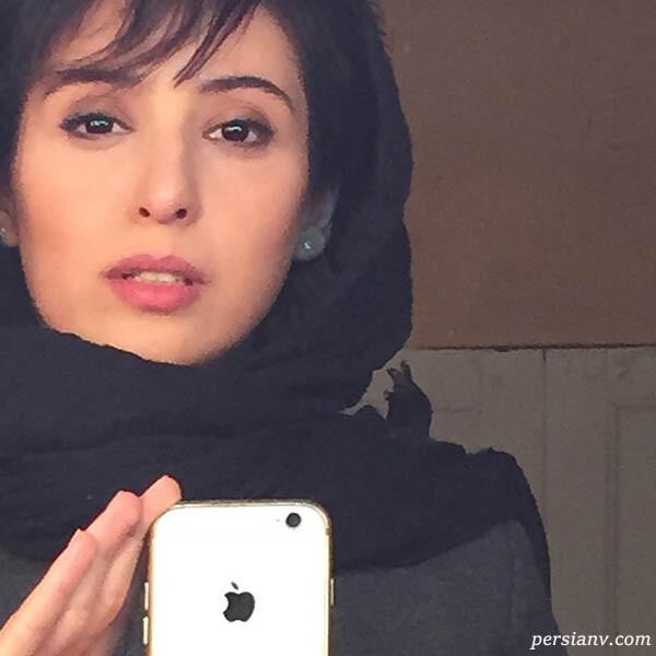 زندگی آناهیتا افشار