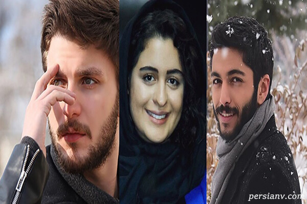 بازیگران سریال از سرنوشت تا تولد مهسا طهماسبی با فیلم ریحانه پارسا