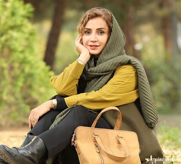 تولد شبنم قلی خانی به وقت کرونا تا میکاپ پاییزی سارا منجزی پور