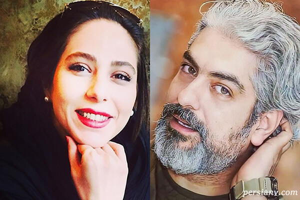 ازدواج مهدی پاکدل و رعنا آزادی ور زوج جدید سینمای ایران