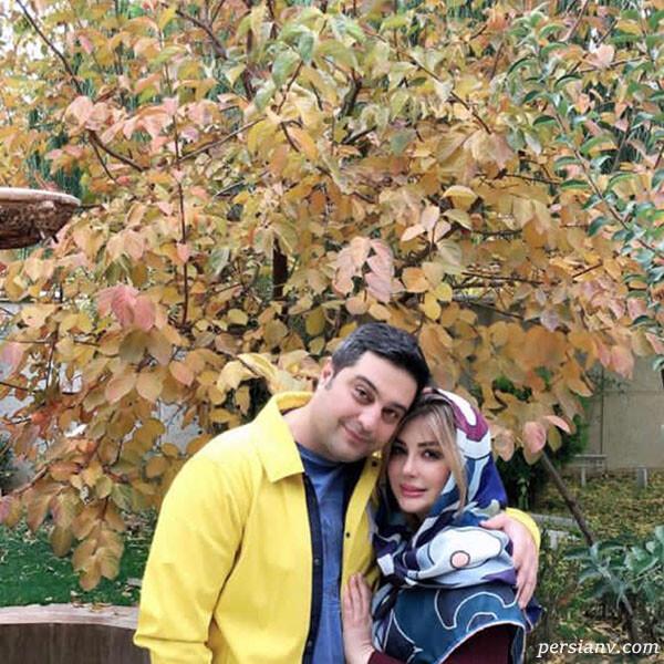 دهمین سالگرد ازدواج نیوشا ضیغمی