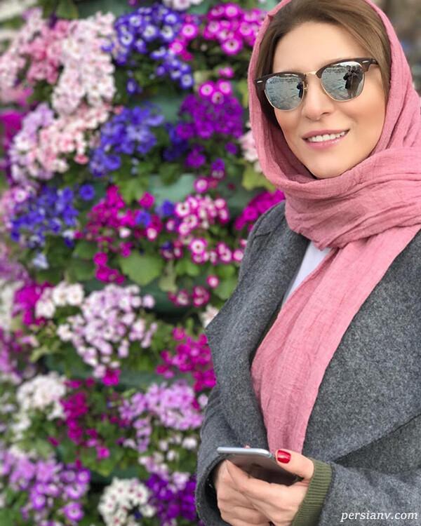 زندگی سحر دولتشاهی