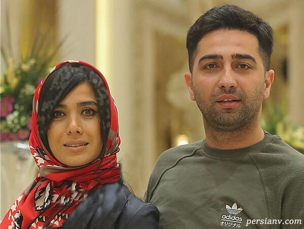 علی سخنگو با همسرش تا آخرین عکس پاییزی زهره نعیمی و متین ستوده