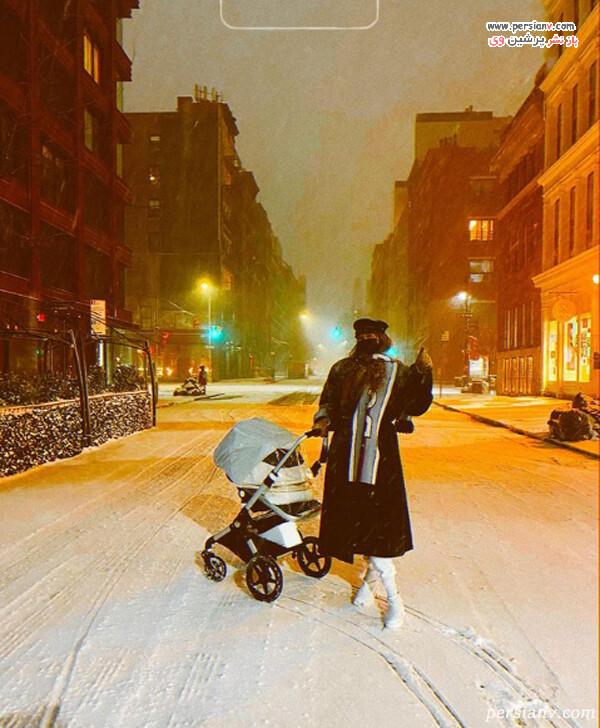جی جی و دخترش