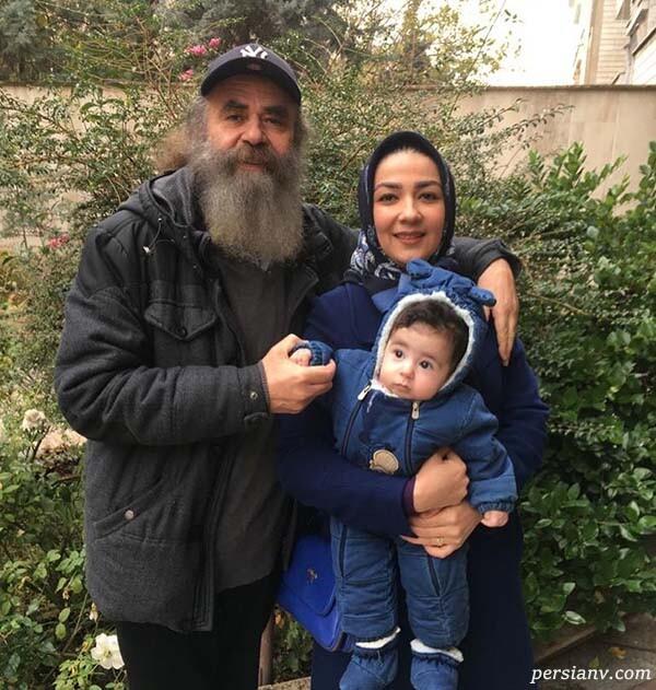 سارا صوفیانی و دخترش