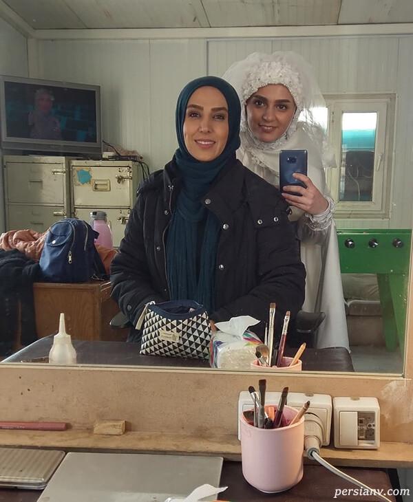 روژین رحیمی طهرانی و سوگل طهماسبی در خانه امن
