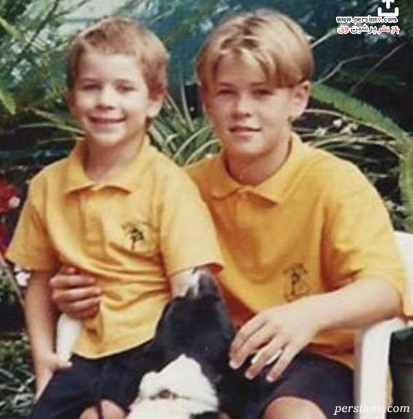 کودکی کریس و لیام همسورث