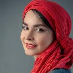 زندگی مهدیه نساج بازیگر بیگانه ای با من است از ازدواج هنری تا شهرت