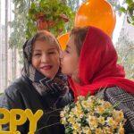 تبریک روز مادر و روز زن چهره ها از خاله شادونه تا منوچهر هادی