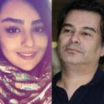 ازدواج پیمان قاسم خانی با میترا ابراهیمی مستند ساز