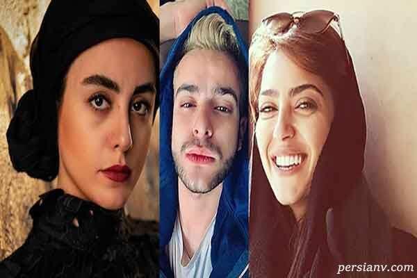 بازیگران سریال چوب خط کمدی متفاوت از اکبر عبدی تا الهام پاوه نژاد