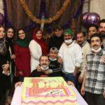 بازیگران سریال نوروز رنگی با کمدین های معروف از علی مسعودی تا رابعه اسکویی