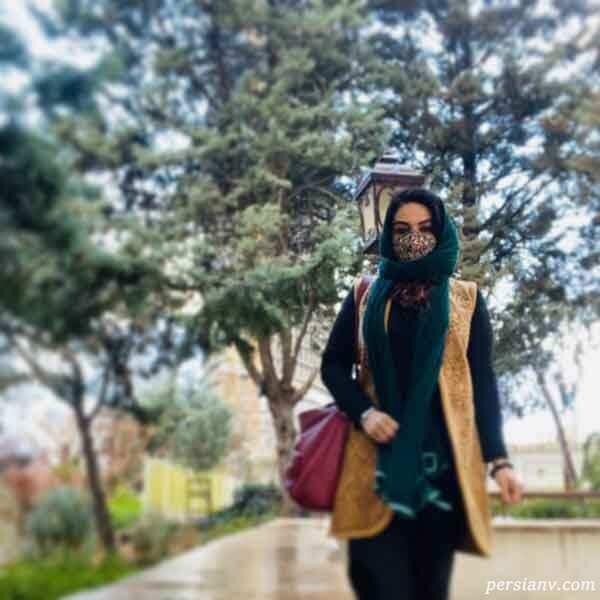 سحر دولتشاهی در میخواهم زنده بمانم تا تولد پسر مارال بنی آدم