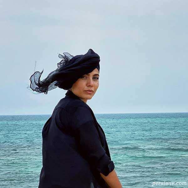 دینا هاشمی در احضار تا دوچرخه سواری پیمان معادی با خواهرزاده اش
