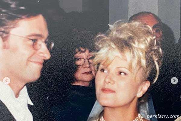 عکس مدونا و دخترش تا جاستین و هیلی و عکس عروسی هیو جکمن