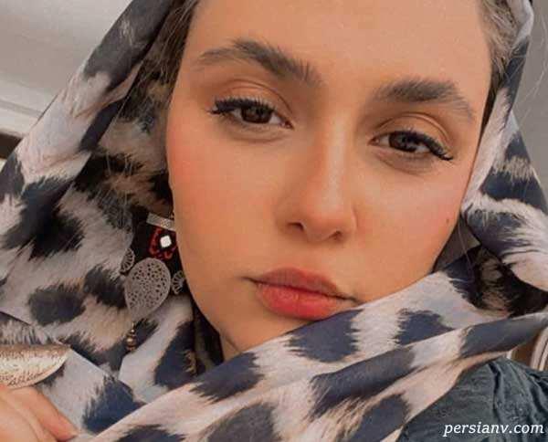 مینو آذرمگین سریال احضار تا تولد مهراوه شریفی نیا با تبریک خواهرانه ملیکا
