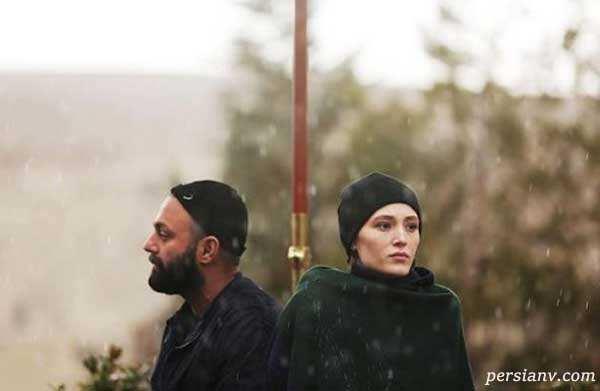 فرشته حسینی همسر نوید محمدزاده