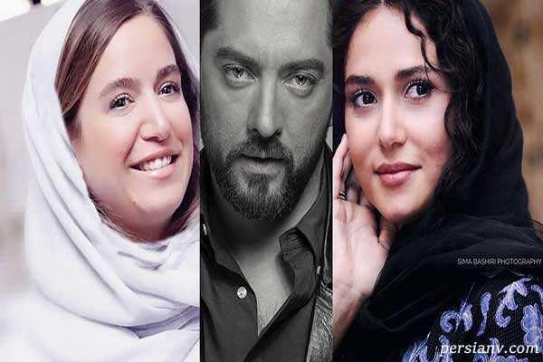 بازیگران سریال جیران ساخته حسن فتحی از بهرام رادان تا پریناز ایزدیار