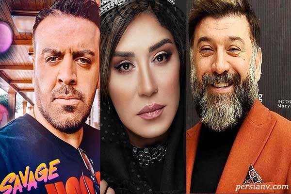 بازیگران سریال سرزده از آخرین بازی مرحوم علی انصاریان تا مریم مومن
