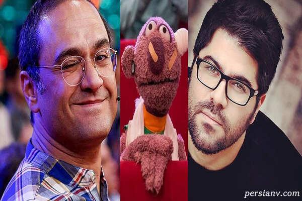 بازیگران سریال حالا برعکس طنزی متفاوت با حضور رامبد جوان و حامد همایون