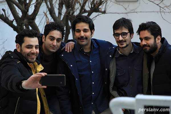 بازیگران سریال روزگار جوانی از چهره ها تا داستان دانشجویان امروزی