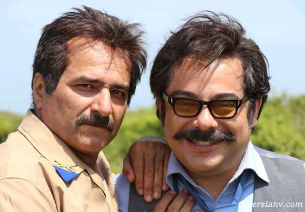 بازیگران کلبه ای در مه