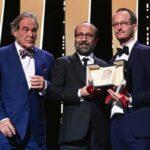 قهرمان اصغر فرهادی با درخشش در کن با پیام تبریک چهره های مشهور