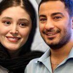 ازدواج نوید محمد زاده و فرشته حسینی با تبریک ها تا سالگرد ازدواج محسن کیایی