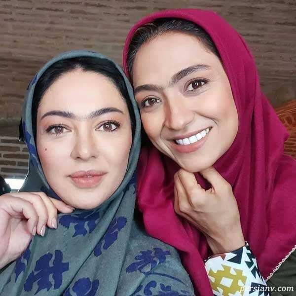 رزیتا غفاری در شهر هرت تا جشن تولد پدرام کریمی در کنار همسرش