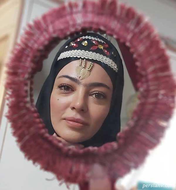 رزیتا غفاری در شهر هرت