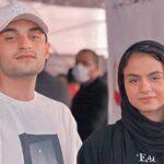 زندگی سارا حاتمی ، مائده در سریال زخم کاری ؛ از تئاتر تا شهرت