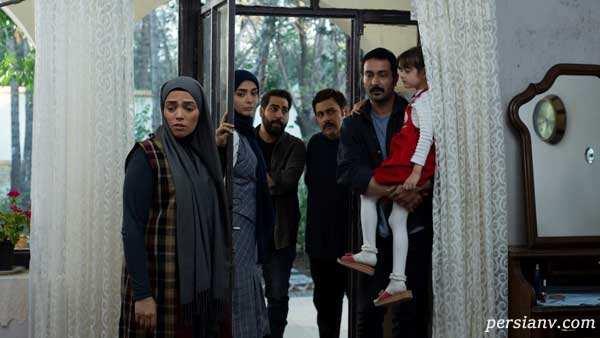 بازیگران سریال بعد از آزادی