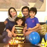 تولد همسر شیلا خداداد با نسیم ادبی تا آیدا پناهنده و ستاره پسیانی مبارک