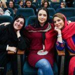 سحر دولتشاهی، ترانه علیدوستی و باران کوثری در گلریزان آزادی زنان زندانی + تصاویر