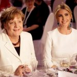 سفر دختر ترامپ به آلمان | بازدید از موزه یادبود هولوکاست و دیدار با مرکل + تصاویر