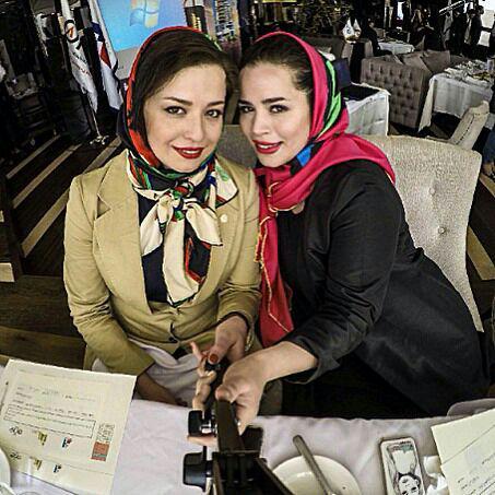 تبریک تولد ملیکا شریفی نیا به خواهرش با نوشتن خاطره ای جالب از او + عکس