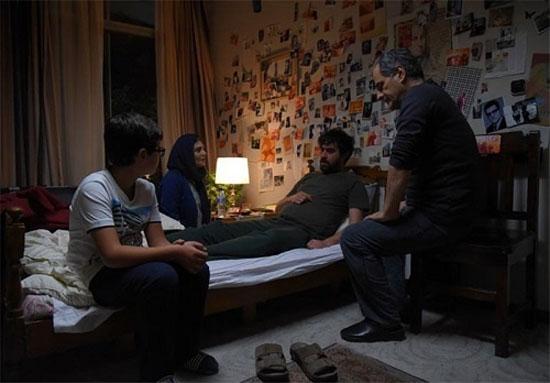 تیپ جدید و متفاوت شهاب حسینی در سریال برادرم خسرو + تصاویر