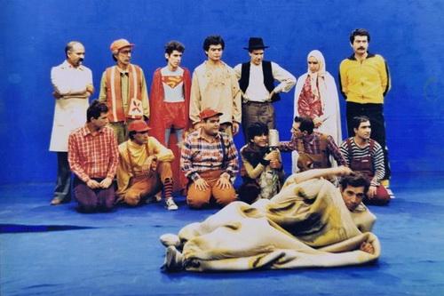 بچههای سریال «محله بهداشت»؛ ۲۸ سال پیش / عکس
