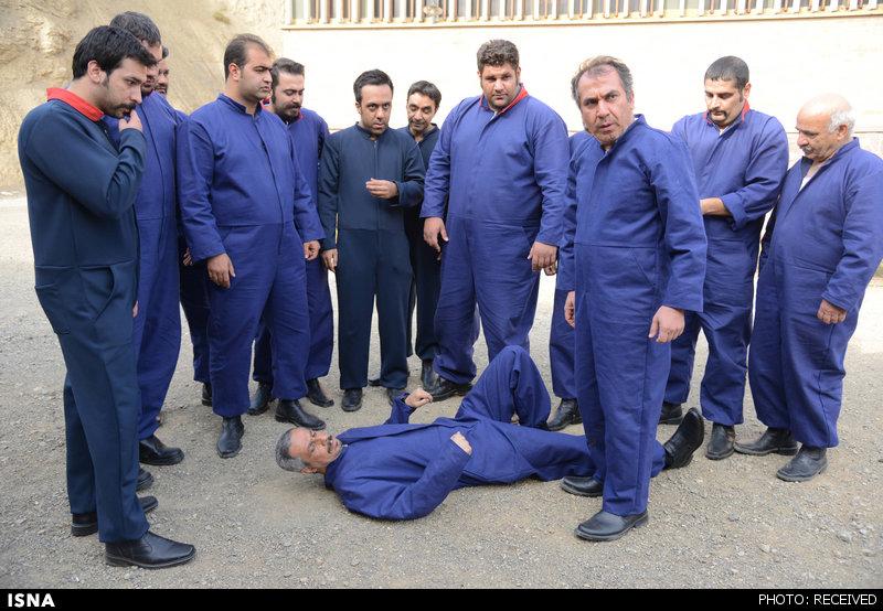 جدیدترین تصاویر از سری دوم سریال در حاشیه مهران مدیری