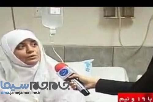 آخرین وضعیت الهام چرخنده در بیمارستان و ناگفته هایش درباره حجاب + عکس