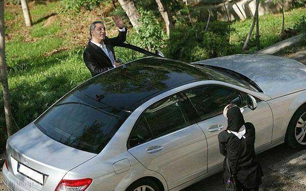 ماشین لوکس و گران قیمت مهران مدیری + عکس