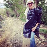 ویشکا آسایش با یک بارونی خاص و لاکچری! +عکس