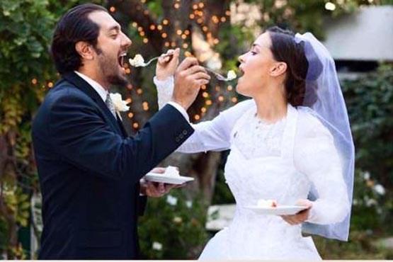 عروسی بهرام رادان در کالیفرنیا! +عکس