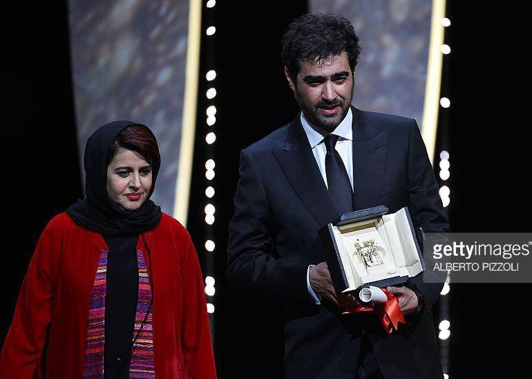 حرف های عجیب شهاب حسینی: جایزه جشنواره کن برایم خوش یمن نبود +عکس