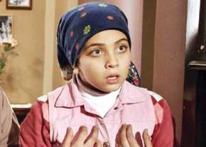 گفتگویی جالب با آرمیتا مرادی، بازیگر خردسال