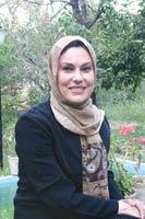 مهرانه مهینترابی، بازیگر مجموعه «همسران» و «خانه سبز»