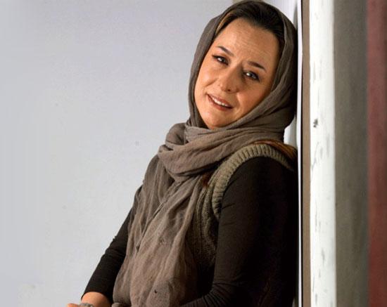 گفتگو با آزیتا حاجیان ، بازیگر نقش مهری در سریال کیمیا + تصاویر